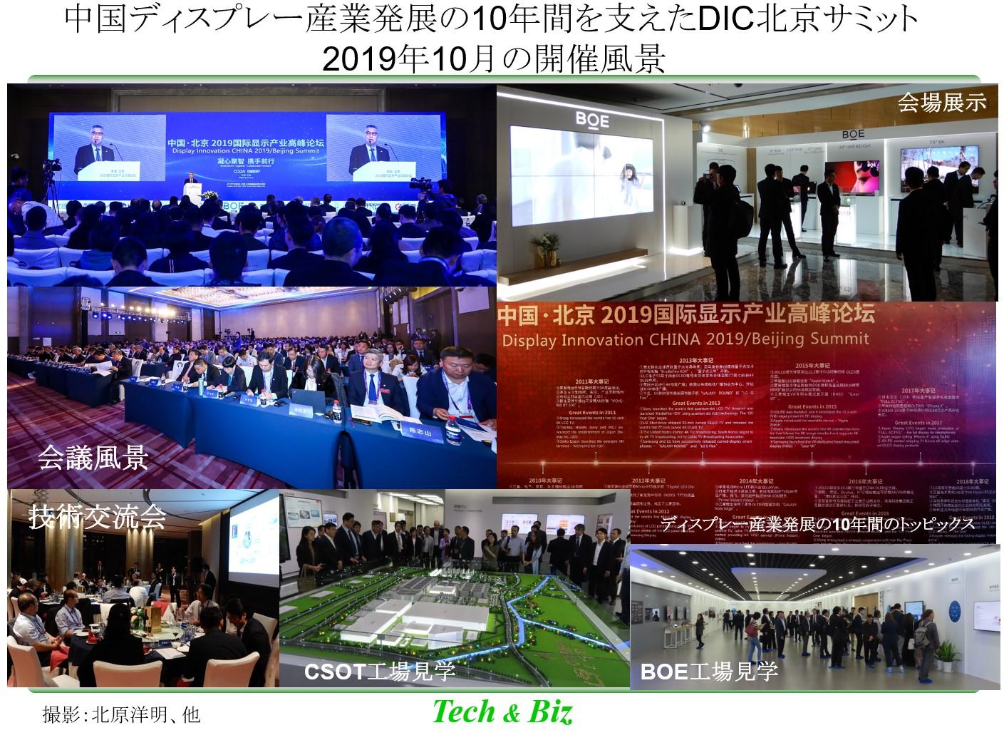 DIC 2019開催風景